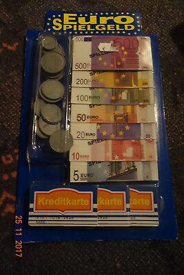 ospielgeld Kinderspielgeld Eurogeld Euro € (Kinder Spielen Geld)