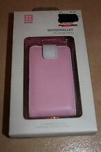 XtremeMac MicroWallet Mp3 Ipod Nano Protector Pink Flip Case Heathmont Maroondah Area Preview