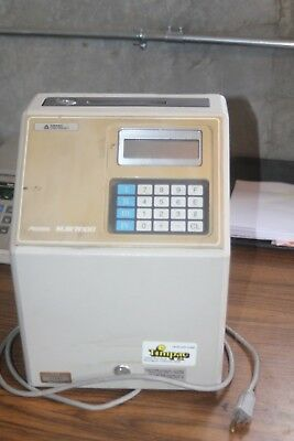 Amano Cincinatti Mjr-7000 Time Recorder