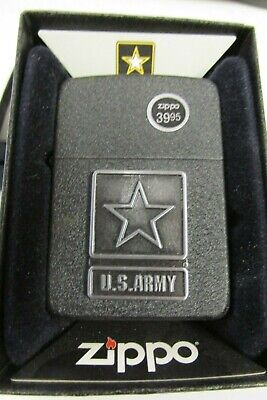 New in Box Zippo Lighter - US Army
