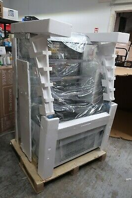 Koolmore Cda-13c Open Air Merchandiser Grab Go Refrigerator Wled Light