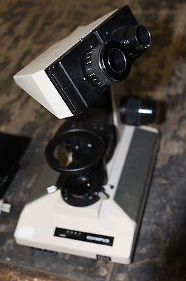 Olympus Bh-2 Microscope With Head