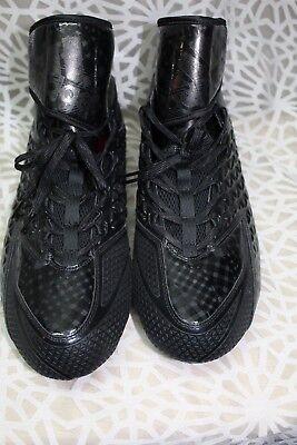 size 40 8a42b ff81b NWOB Men s ADIDAS Football Cleats   Shoes - 16 - BLACK