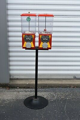 Double Headed Candy Vending Machine