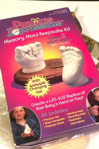 Precious Impressions Memory Mold Keepsake Kit, Create a LIFE-SIZE Replica.....