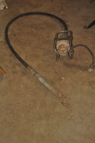 Wyco Concrete Vibrator