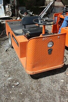 Taylor-dunn Three Wheel Electric Cart Model C4-32 36v