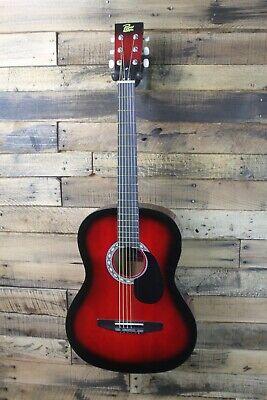 Rogue Starter Acoustic Guitar,  Red Burst -  NEEDS A SET-UP #R3398