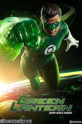 Dc Hal Jordan Green Lantern Sixth Scale Action Figure Sideshow Lanterna Verde comprar usado  Enviando para Brazil