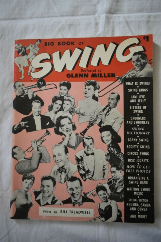 Big Book of Swing 1946 Goodman Basie Holiday Ellington Ella Jazz Big Band Music