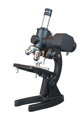 600x Metallurgical Metallograph Microscope W Usb Camera