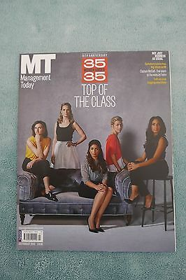 Management Today Magazine: July/August 2015, 35 Under 35