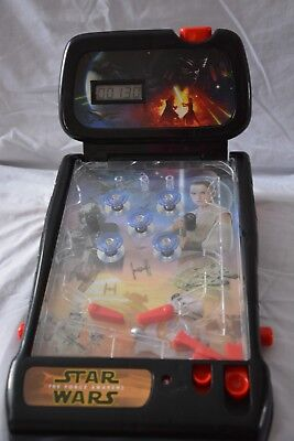 STAR WARS Electronic Arcade Tabletop Scoring Pinball Machine