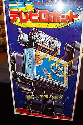 S.H. Trademark Battery Operated Robot, Japan