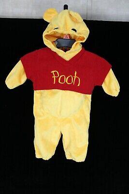 Disney Infant 3-6 M Halloween Costume Dress-Up Winnie The Pooh