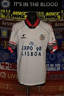 5/5 Union Deportiva Salamanca adults XL 1997 MINT ultra rare football shirt image