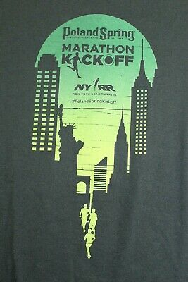 80a8dac0d351b New York Road Runner s Club Marathon KickoffMedium green shirt