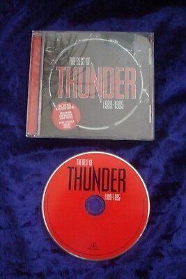 THUNDER. THE BEST OF THUNDER 1989 -1995.CLASSIC AND