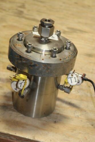 Parr Instrument Co. High Pressure Reactor Vessel 236HC10 T316