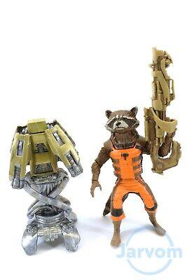 "Marvel Legends 6"" Inch Groot BAF Wave Rocket Raccoon Loose Complete"