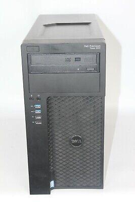Ordenador Dell Precision Tower 3620 Xeon E3-1240 3.5Ghz 8GB DDR4 SSD 256GB W10 segunda mano  Valencia