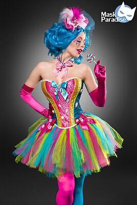 Candy Girl Lollipop Karneval Fasching Verkleidung (Lollipop Girl Kostüm)