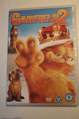 Garfield 2 (DVD, 2006) good condition