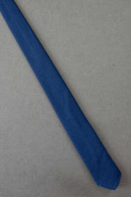 1960s – 70s Men's Ties | Skinny Ties, Slim Ties Boys Kids Solid Blue - 1960's Skinny Narrow Thin Vintage Tie Necktie $24.99 AT vintagedancer.com