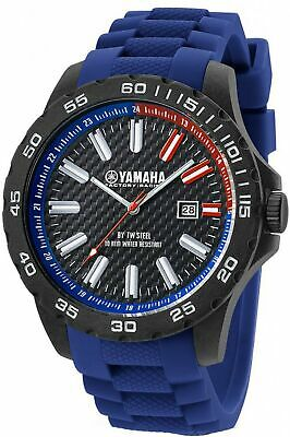 NEW TW Steel Yamaha Factory Racing Quartz Watch - Y2