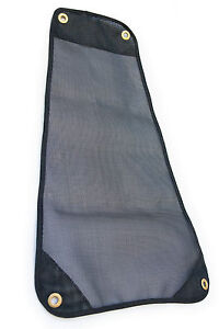 Mesh-Dust-Sheet-for-Mini-Trots-BLACK