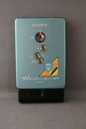 SONY WM-EX610 WALKMAN CASSETTE PLAYER