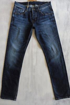 MIC CANE HOMME Slim-Skinny Low Waist Jeans Hose stretch Bio Denim W32/L34 Neu 6 ()