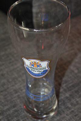 Brauerei Hutthurm - Weizenglas Weissbierglas - Hutthurmer Weiße 0,5 l - Rarität!