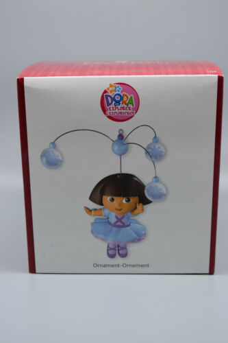 "American Greetings Heirloom Ornament  ""Dora the Explorer""  New Old Stock #104"