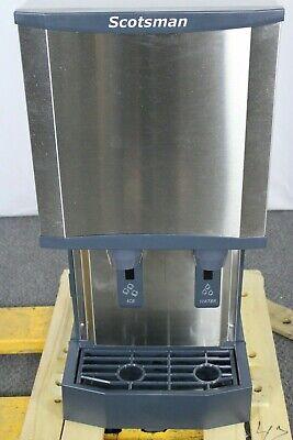 Used Scotsman Hid312a-1 Nugget Ice Machinedispenser 260 Lb Capacity