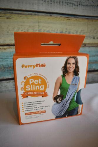 Furry Fido Pet Sling - New