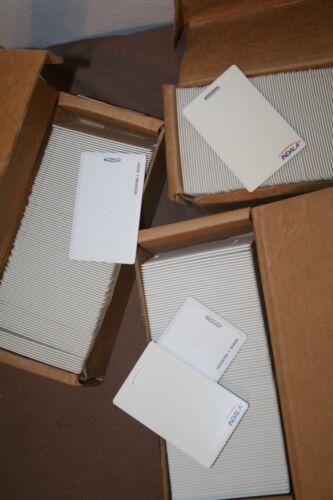 Mcgann Amano Indala Access Control proximity cards  385 cards