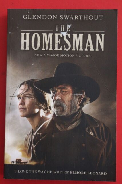 THE HORSEMAN by Glendon Swarthout (Paperback, 2014)