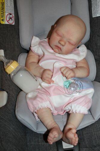 """reborn alma bountiful baby(19"""",4lbs,full limbs)"""