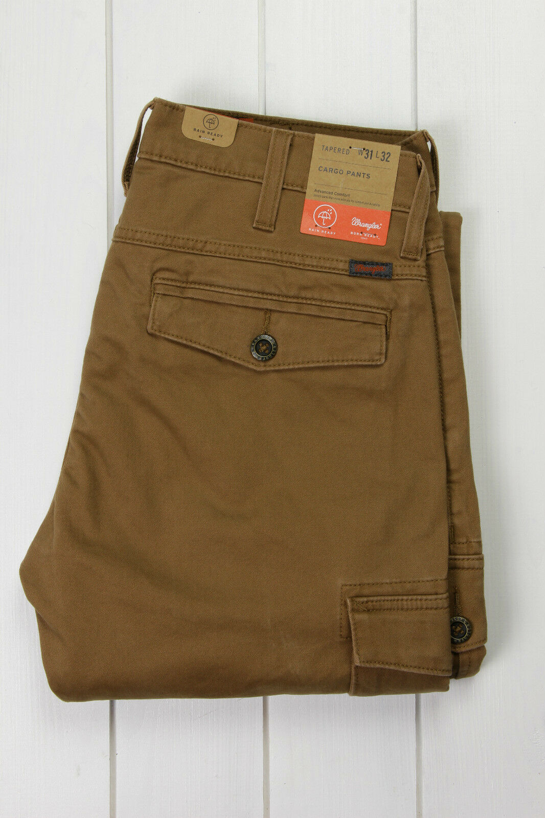 Wrangler Arizona Jeans W31 L30 NEU Herren Denim Stretch Hose Blue Straight