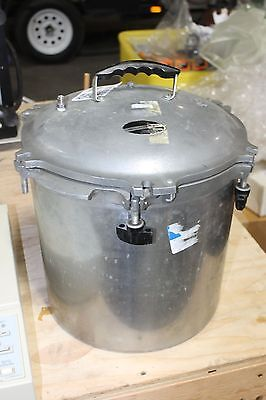 All American Pressure Sterilizer Autoclave 1925x - 25 Qt.