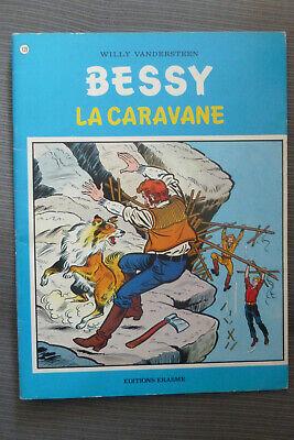 BD bessy n°139 la caravane EO 1980 bon état vandersteen