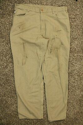 CARHARTT FRB159 FR  Pants Mens Size 40x32