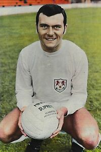 Football Photo KEITH WELLER Millwall 1969-70