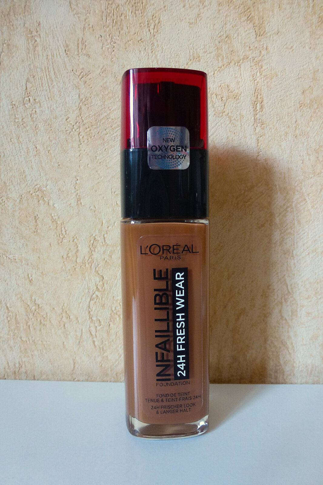 Loreal Paris Infaillible 24H Fresh Wear Make Up 365 Deep Golden *NEU*