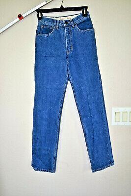 Vintage 80's Coca-Cola Jeans Women's sz 10 Hong Kong NWT