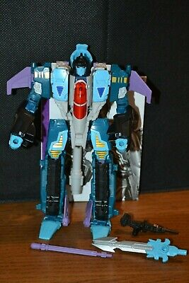 Transformers Generations 30th Anniversary Voyager Decepticon Spy Doubledealer
