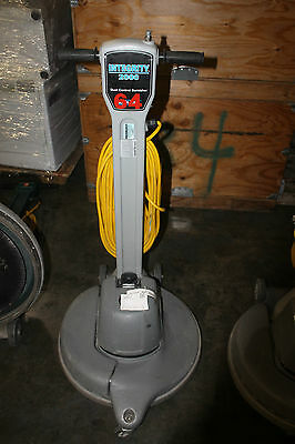 Nobles Integrity 2000 Dust Control Burnisher  Polishing Buffing Working