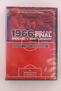 1966 World Cup Final - Full Match with Extra Time ! Brand New & Sealed DVD