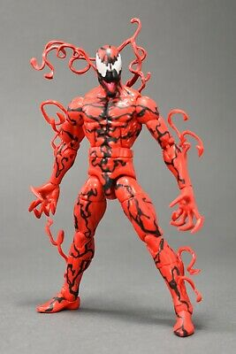 CARNAGE - MARVEL LEGENDS ULTIMATE GREEN GOBLIN WAVE - LOOSE